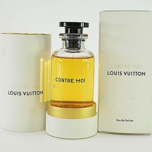 Brand New Louis Vuitton Contre Moi 3.4oz